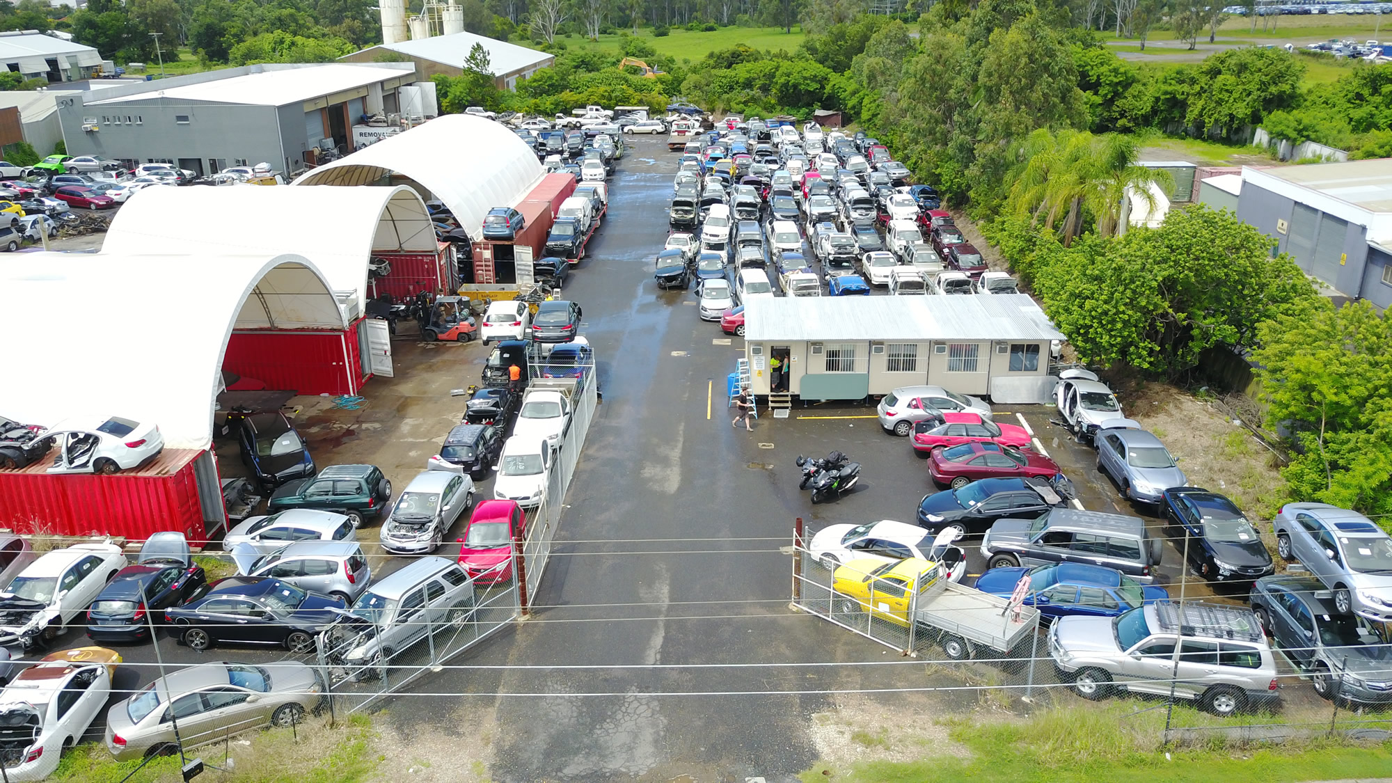 Second Hand Japanese Car Parts Brisbane - Engines - Gearboxes