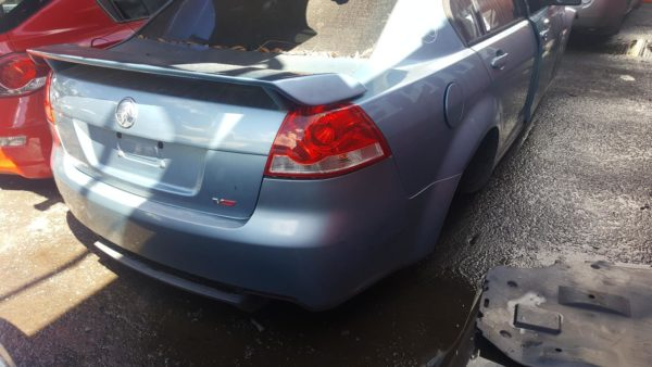 2008 Holden Commodore VE Blue