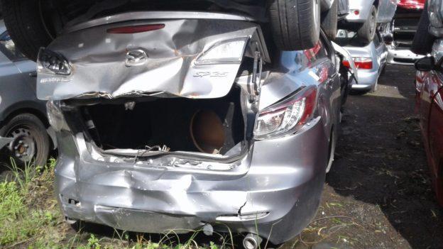 2009 Mazda 3 Sedan Silver