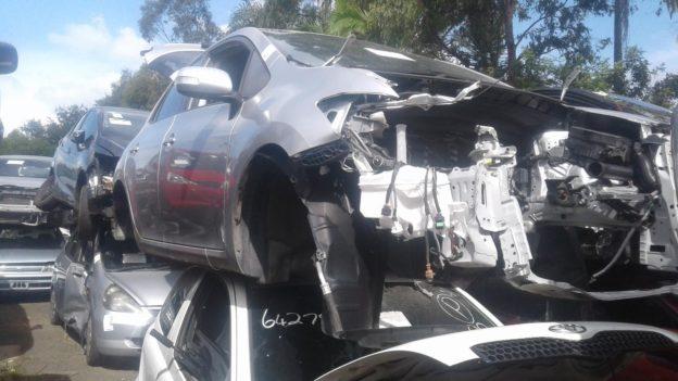 2010 Toyota Corolla Hatchback