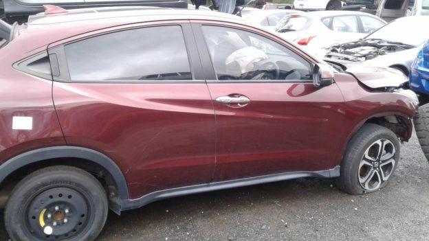 2015 Honda HRV Maroon