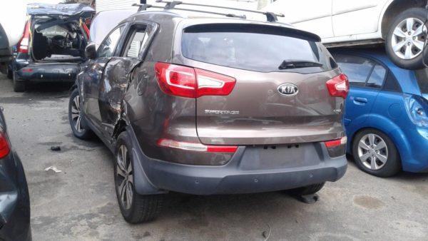 2011 Kia Sportage Brown