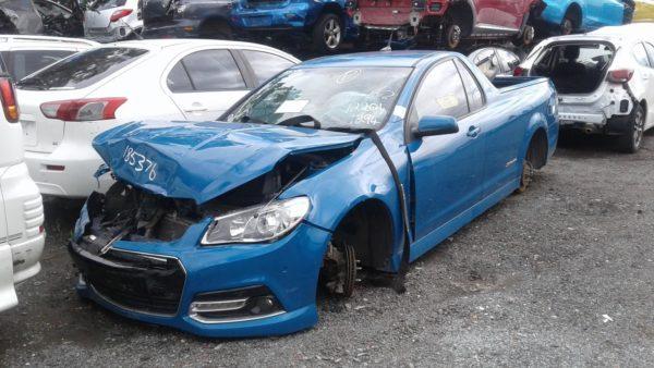 2014 Holden Commodore UTE Blue