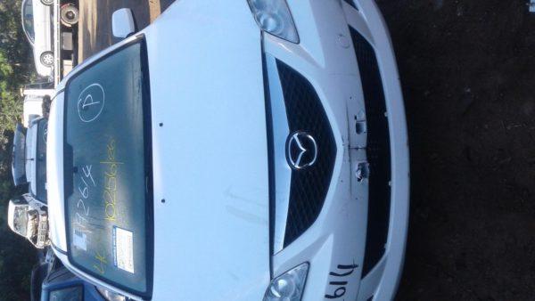 2004 Mazda 6 Sedan White