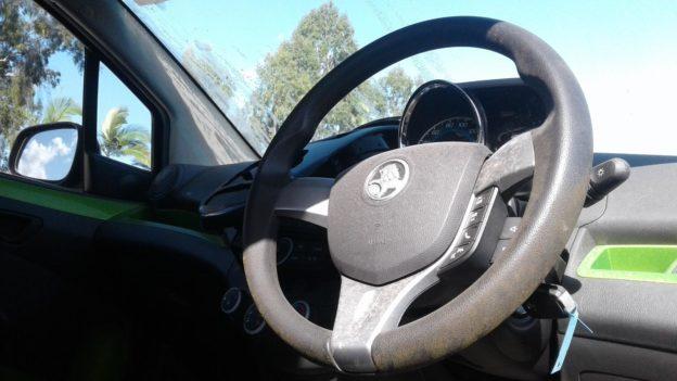 2014 Holden Barina Black