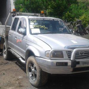 2005 Mazda Bravo Silver