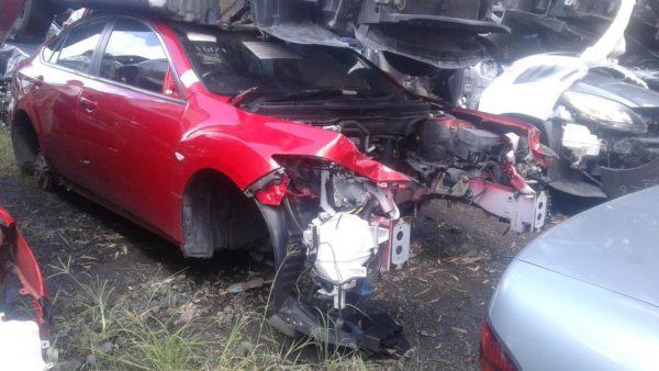 2010 Mazda 6 Red
