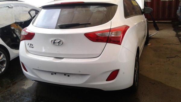 2016 Hyundai I30 White