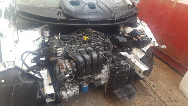 2013 Hyundai I30 White