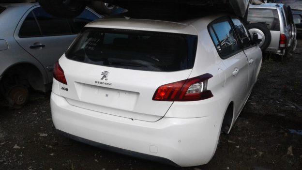 2016 Peugeot 308 White