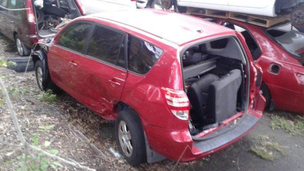 2011 Toyota Rav4 Red
