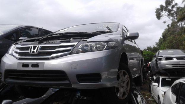 2012 Honda City Silver