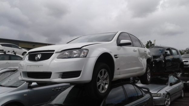 2010 Holden Commodore VE White