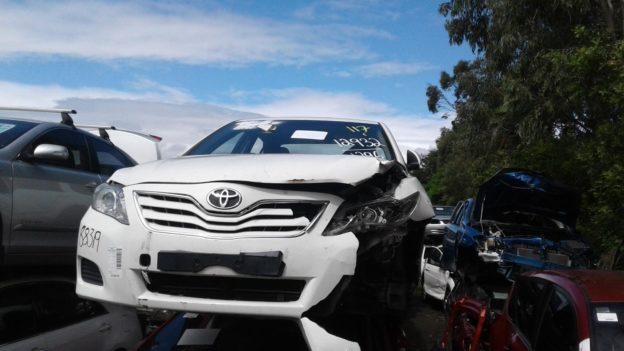 2011 Toyota Camry Altise White