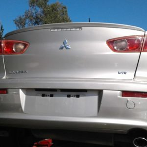 2009 Mitsubishi Lancer Gold