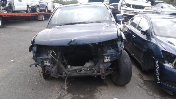 2012 Nissan Navara D40 Blue