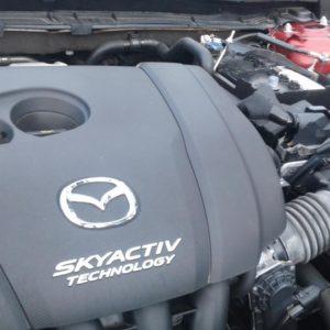 2015 Mazda 3 Hatch Red