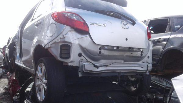 2007 Mazda 2 Maxx Silver