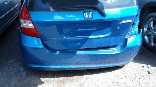 2003 Honda Jazz Blue