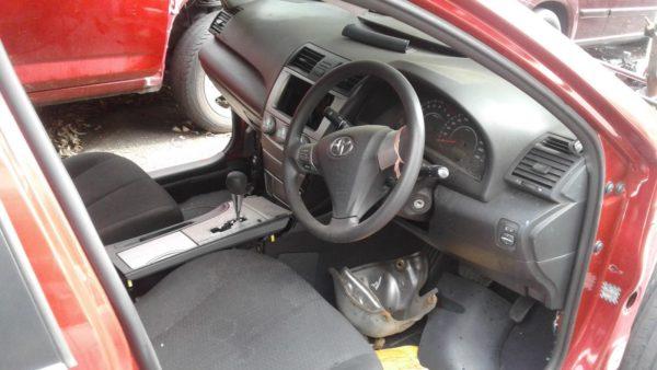2009 Toyota Camry Maroon