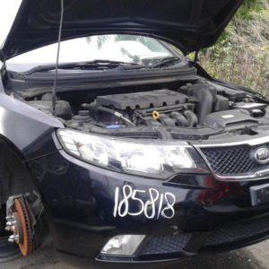 2010 Kia Cerato Black
