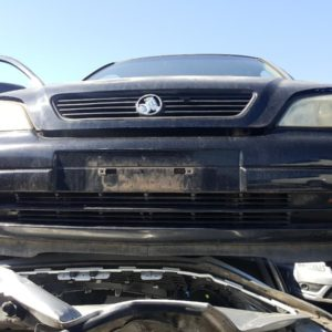 2005 Holden Astra Black