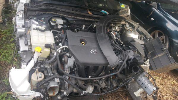 2011 Mazda 3 Silver