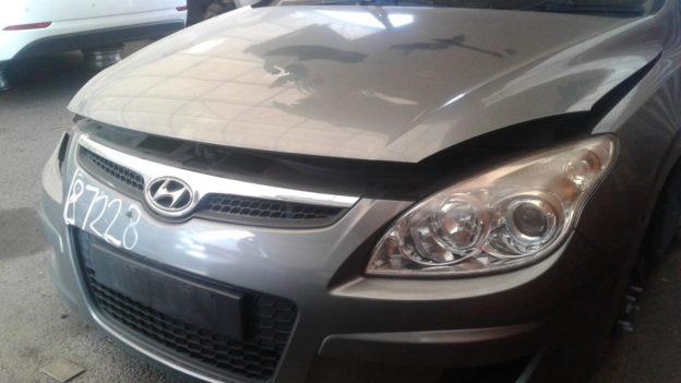 2009 Hyundai I30 Grey