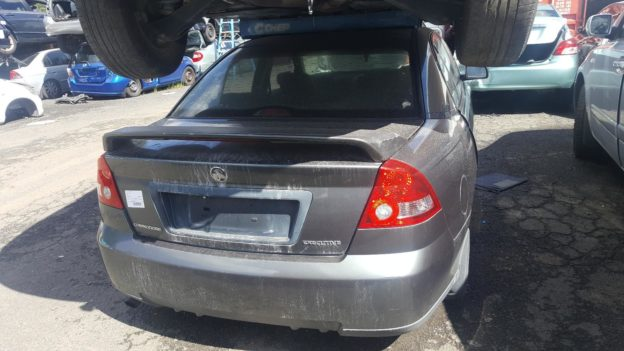 2004 Holden Commodore Executive Grey