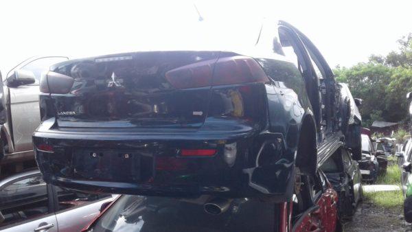 2008 Mitsubishi Lancer Sedan