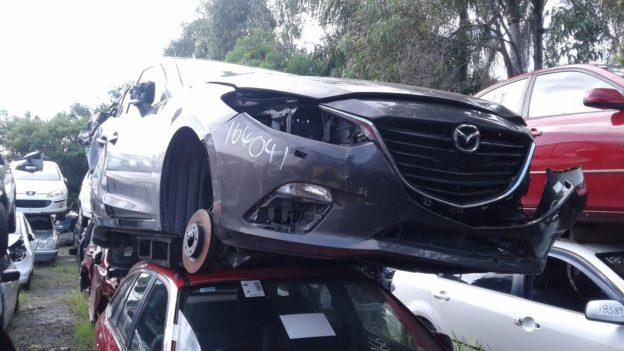 2014 Mazda 3 Sedan Grey
