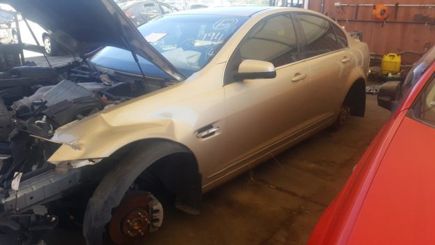 2008 Holden Commodore Gold