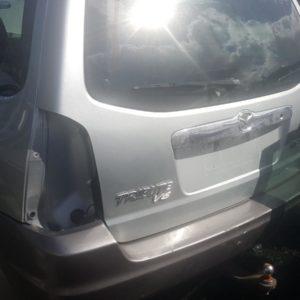 2005 Mazda Tribute Silver