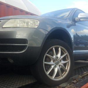 2006 Volkswagen Touareg Sivler