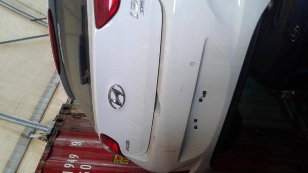 2012 Hyundai I30 Diesel White