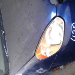 2006 Hyundai Accent Blue