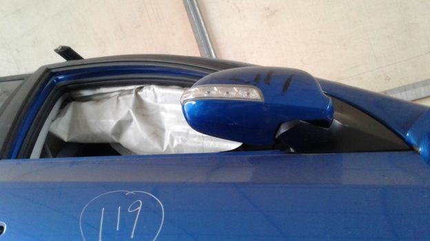 2011 Hyundai i30 Blue