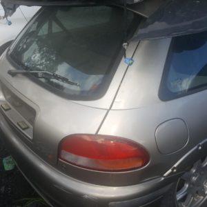 2000 Proton Satria Silver