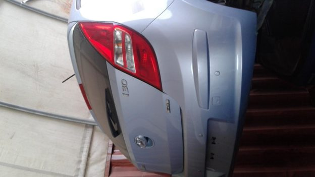2011 Hyundai i30 Petrol Blue