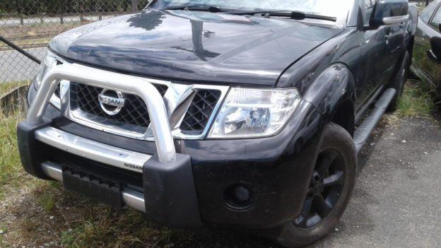 2014 Nissan Navara 2.5L Diesel